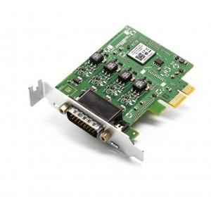 Kvaser PCIEcan 4xHS